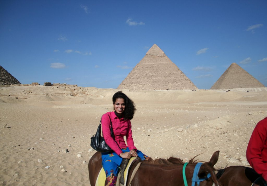 my trip to egypt Hi, iam planing a 7 day tour to egypt, my 8 year old sons wishes to go inside the pyramid and i have been interested in ancient egypt since i was his age we wish to visit abu simble / luxor/valley of kings and other area of interest.