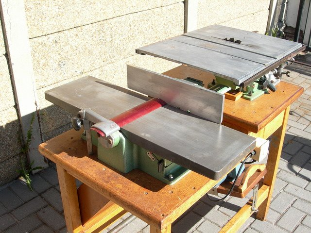 Inca Table Saw And Jointer Planer For Sale