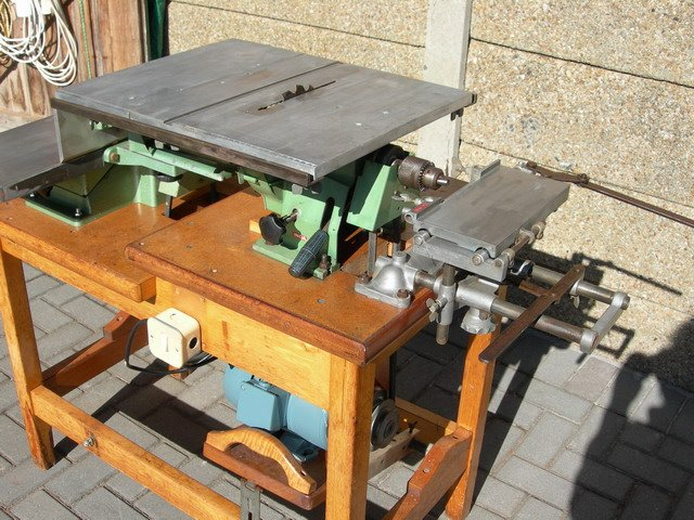 Odds and Ends: INCA table saw and jointer planer for sale ...