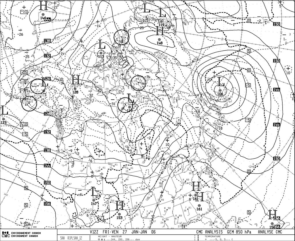 weather analysis 372  friday  january 27th