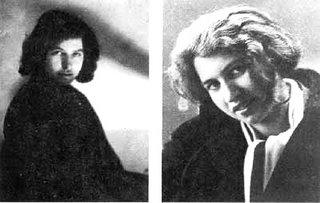 Dora Diamant em 1923