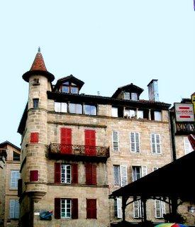 Museu Champollion em Grenoble, França