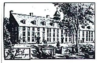 Yale College quando Edwards tinha 12 anos