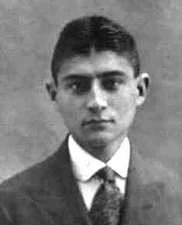 Franz aos 19 anos quando começou a trabalhar