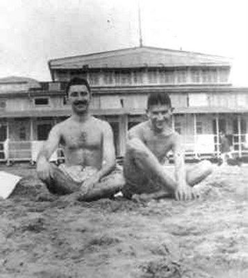 Franz na Praia