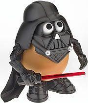 Spud Vader!