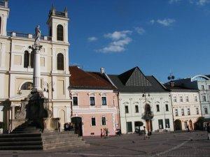 Bansksa Bystrica main square