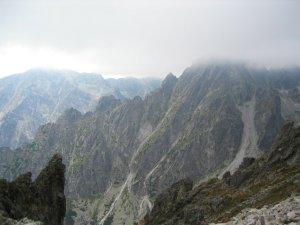 High Tatras at the top - bring a jumper!