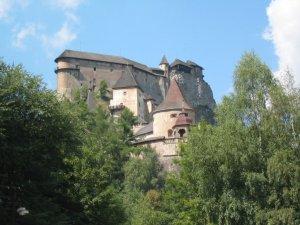 Orava Castle - Oravsky Hrad
