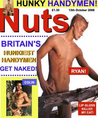 lads magazine nuts