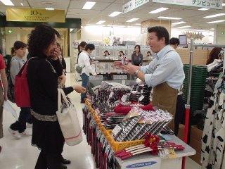 この一週間、新宿東急ハンズは大盛り上がり!