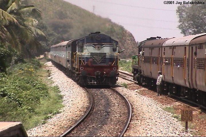 mis indian railways Title slide of indian railways-management-information-system.