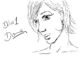 Primer dibujo con la tableta