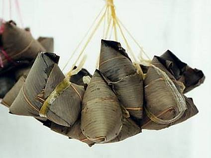 Chinese Festival Dishes - Bak Chang 粽子 Recipes
