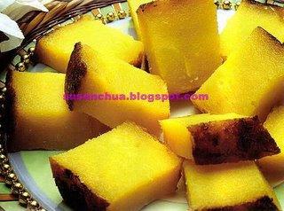 Nonya Kueh and Cake Recipes - Nonya Kueh Bingka