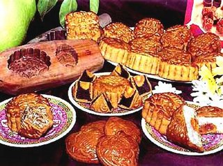 Mid Autumn or Mooncake Festival