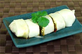Chinese Festival Dishes Popiah [Spring Roll] 