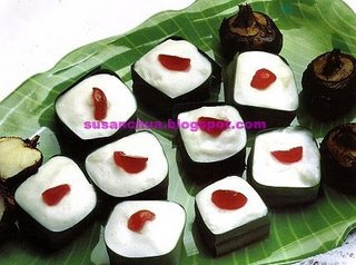 Nonya Kueh & Cake Recipes - Tako
