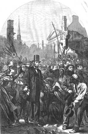 assasination of lincoln As lincoln and his wife mary planned their journey to washington, dc by rail and without a military escort, felton heard rumors of an assassination plan that would include the capture of railroads leading to washington, dc and the seizure of the capitol.