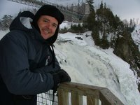 The amazing Montmorency Falls