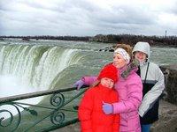 Still at the Falls