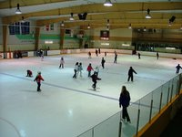 The Oak Park Community Centre ice rink