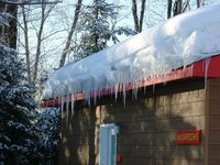 Gotta love those icicles!