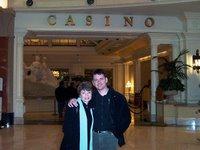 The Casino foyer