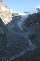 Glacier de Pré Bar
