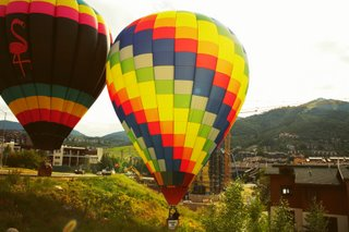 Steamboat Springs Balloon festival