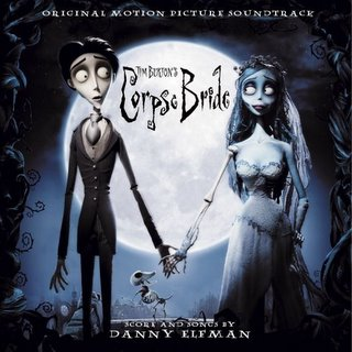 Tim Burton's Corpse Bride Original Motion Picture Soundtrack - Score and Songs by Danny Elfman