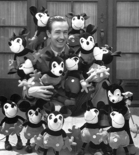 The Hollywood Art Men Of Vision Walt Disney