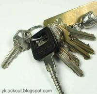 Keys are one of the most basic and essential machines we use every day.
