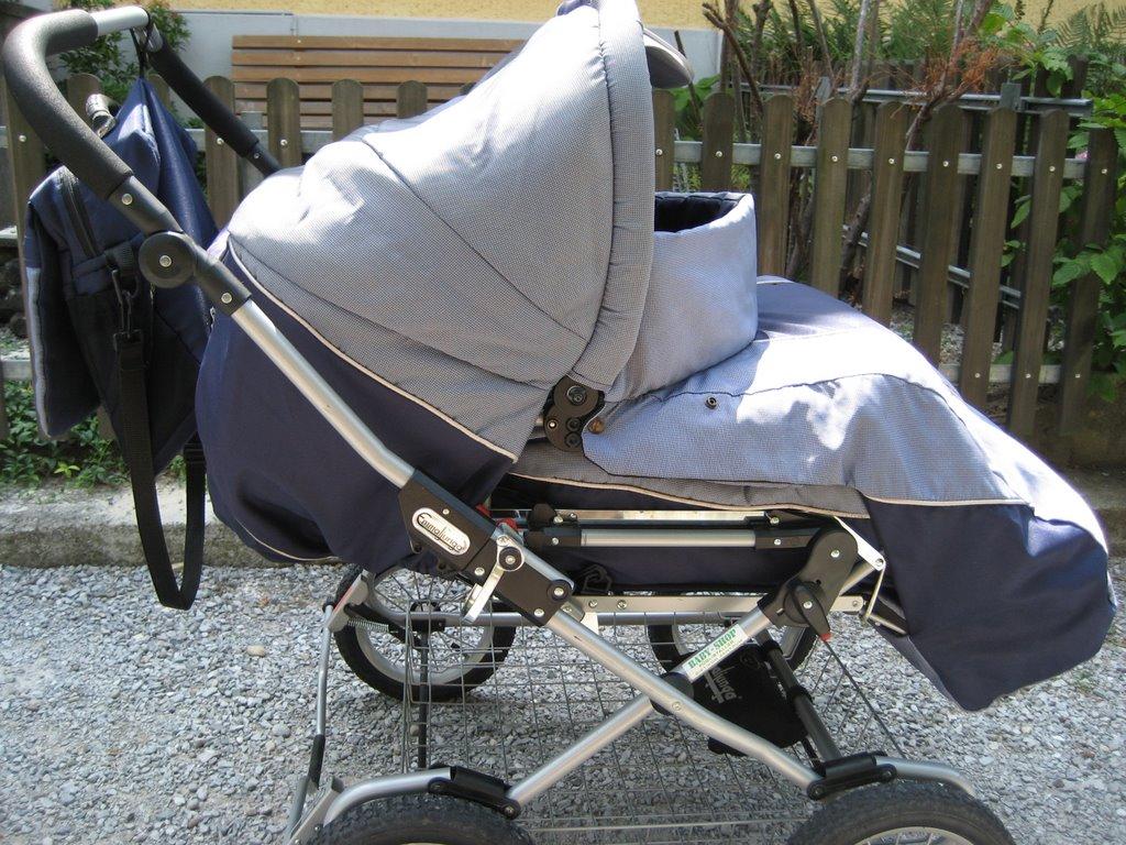 Zwillingskinderwagen emmaljunga  Emmaljunga-Kinderwagen