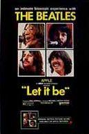 Capa do filme Let it Be