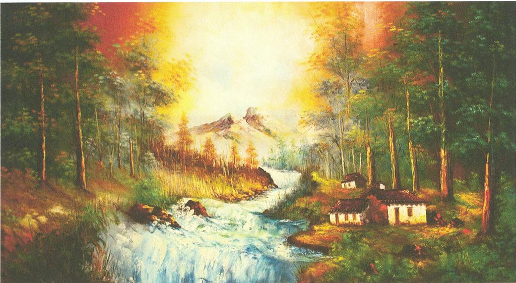Cuadros Originales de pintores ecuatorianos