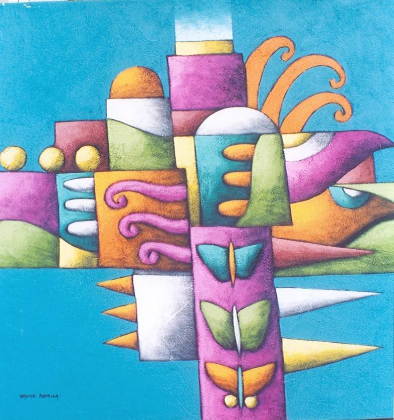 Cuadros originales de pintores ecuatorianos - Cuadros con fotos originales ...