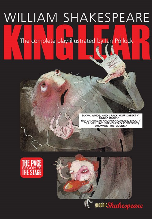 the ignorance of king lear in william shakespeares play