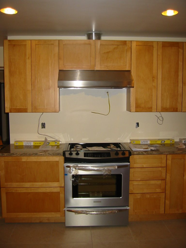 kitchen fan hood