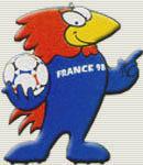 Footix: mascota Francia 1998