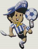 Gauchito: mascota Argentina 1978