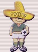 Juanito: mascota México 1970
