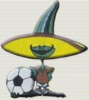 Pique: mascota México 1986