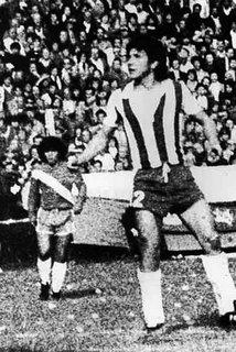 Primera foto de Diego Maradona jugando en primera división