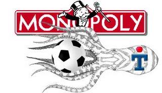 El monopolio de Torneos y Competencias
