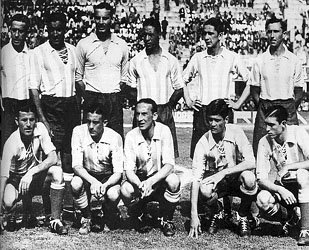 Selección argentina de Italia 1934