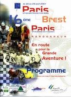 Paris Brest Paris 2007