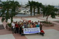 UQAAS Alumni Function at One 15 Marina, 28th October 2006