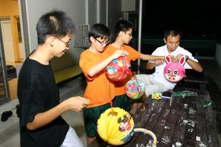 More Photos on Mid Autumn Festival Celebrations by Dragon Scout Group and Chapter