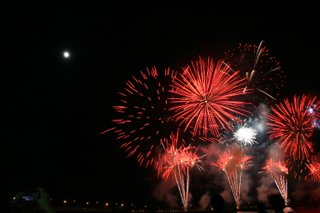 8th August 2006 – Singapore Fireworks Festival – Team Singapore